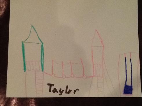 Taylors drawing