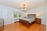Large and bright Master Bed